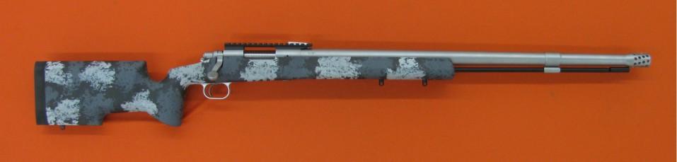 Custom Rifles - Muzzleloaders