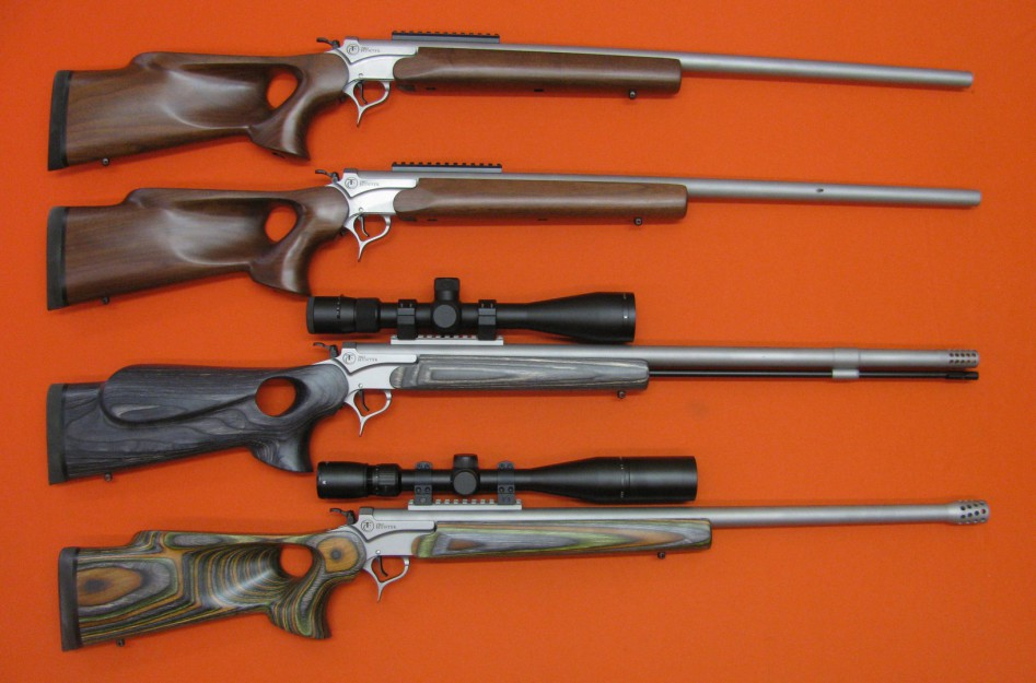 Custom Rifles - Muzzleloaders