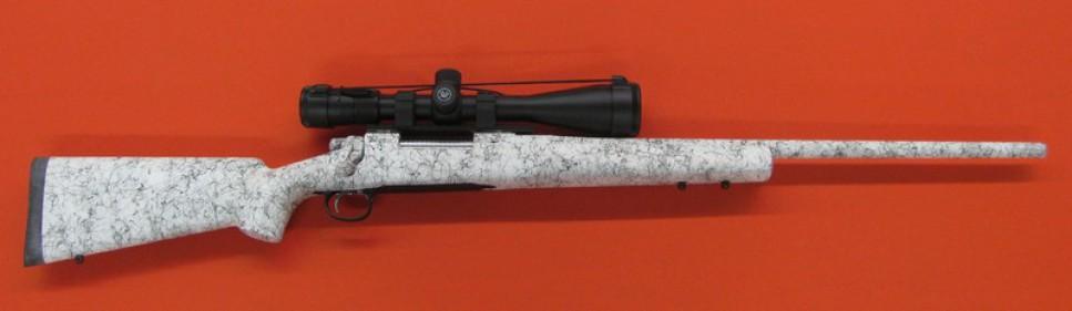 Custom Rifles - Hunting & Varmint Rifles